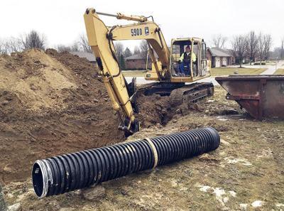 Storm water drain