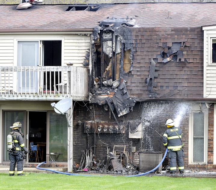 Chesterfield Apartments: Fire Causes About $100,000 In Damage At Chesterfield