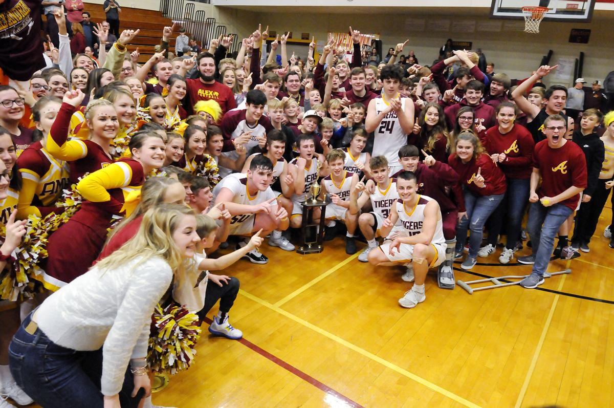 Alexandria wins county tournament