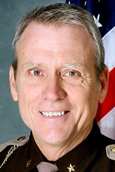 Sheriff Scott Mellinger