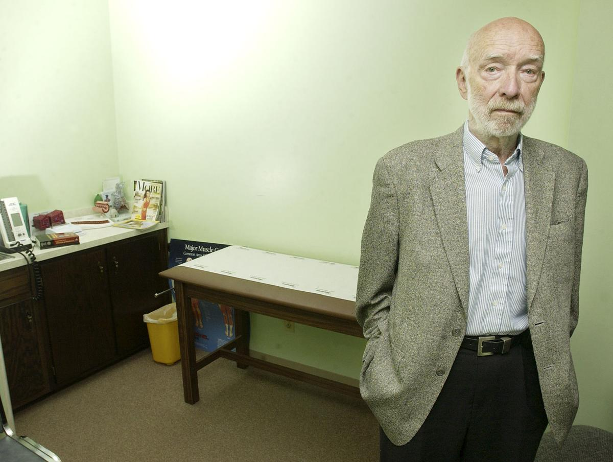 Dr  Reed celebrates 50 years of service | Life & Times