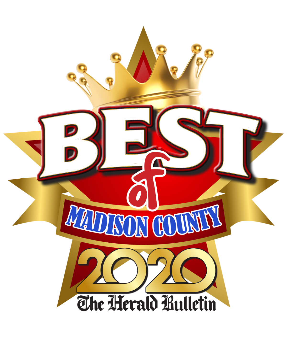 Best of Madison County png logo