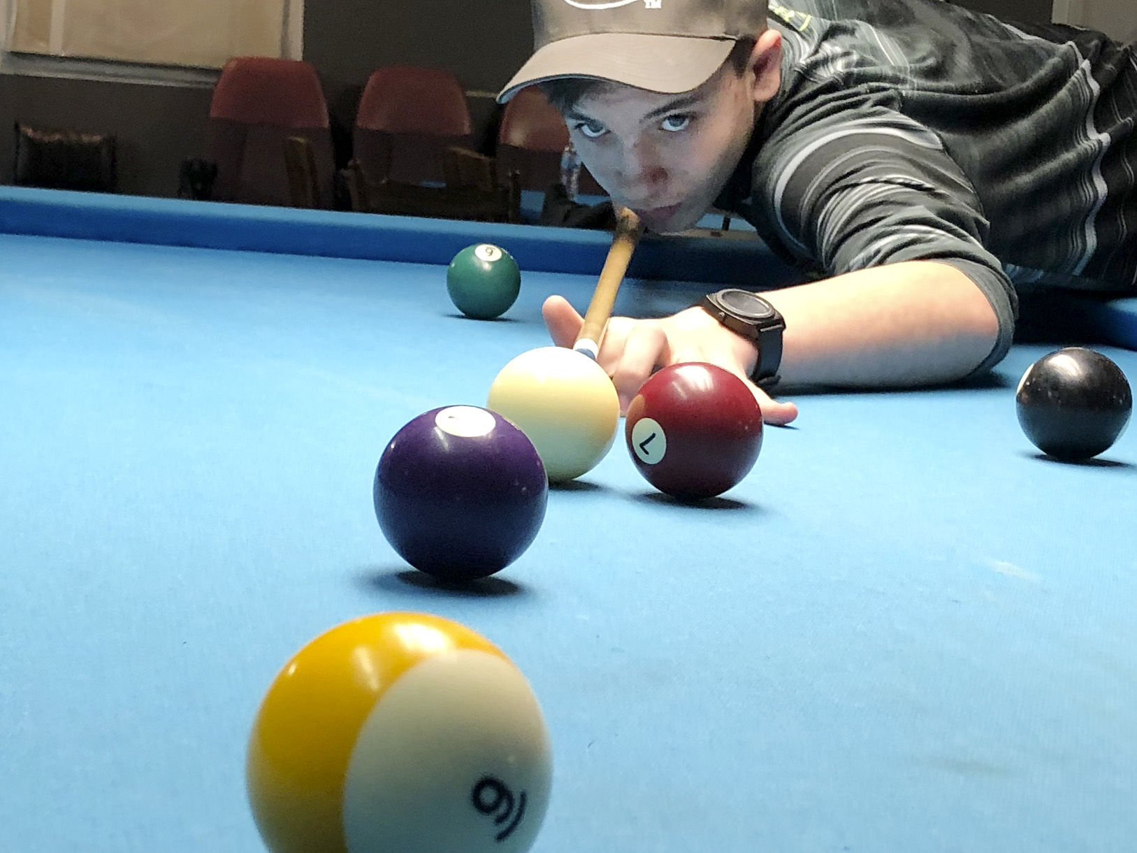 10   11 P.M.: The Billiard Club | ANNUAL REPORT   24 HOURS IN ANDERSON |  Heraldbulletin.com