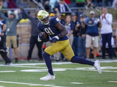 ND FOOTBALL POSITION BREAKDOWNS: Four seniors expected to start at DL in 2020