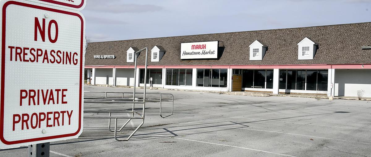 Former Marsh store