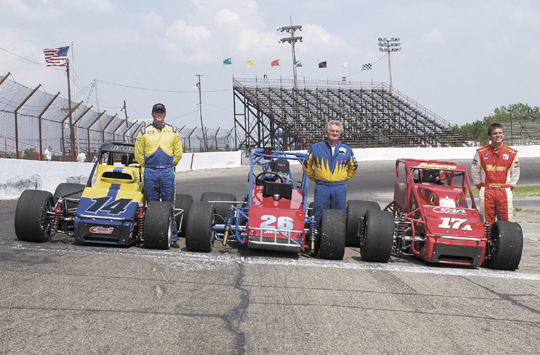 A+ Series: Anderson Speedway founder had big plans