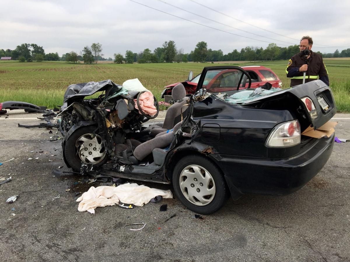 Indiana madison county markleville - June 1 Accident On Indiana 38 Near Markleville The Madison County