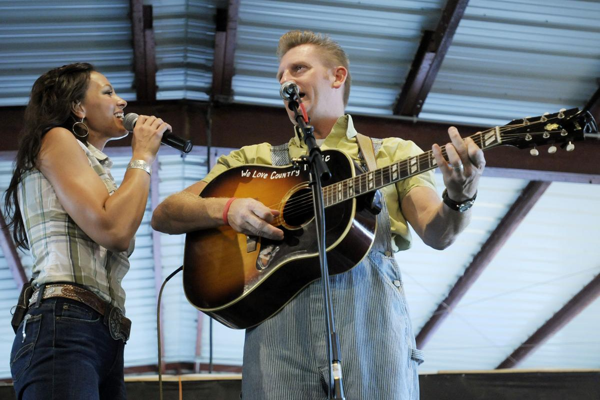 Joey + Rory set dates for Christmas tour | Life & Times ...