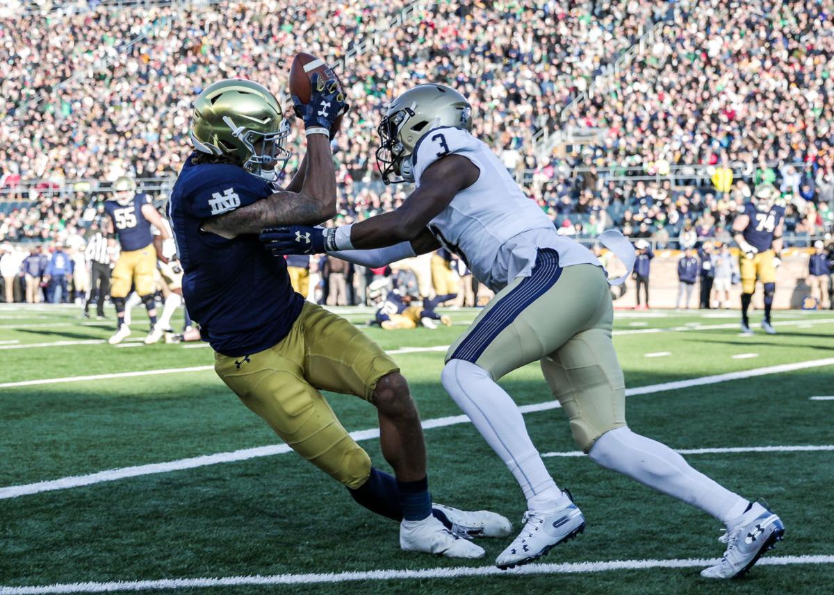 Navy vs Notre Dame