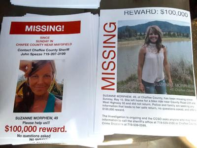Suzanne Morphew Missing Posters