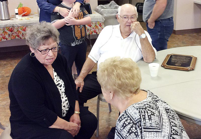 Alexandria residents join retirement celebration for Beulah Park caretakers