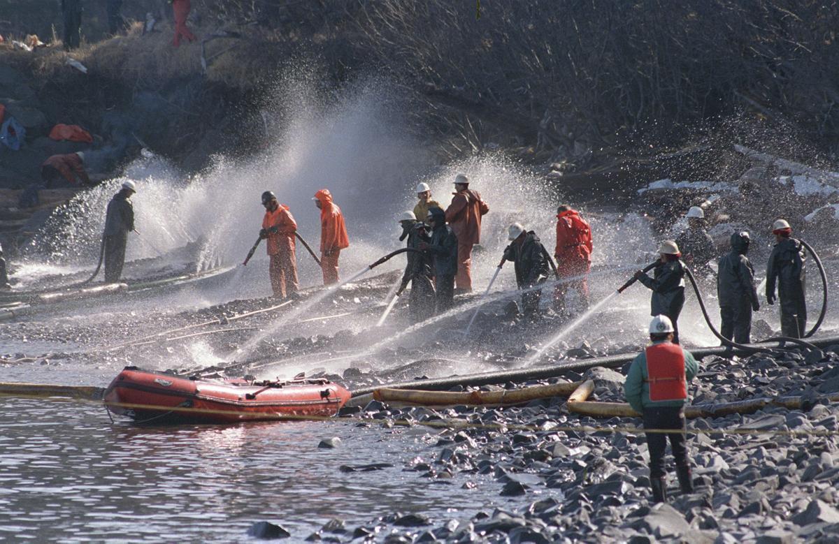 Exxon Valdez