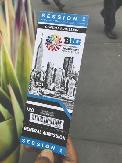 Big Ten ticket