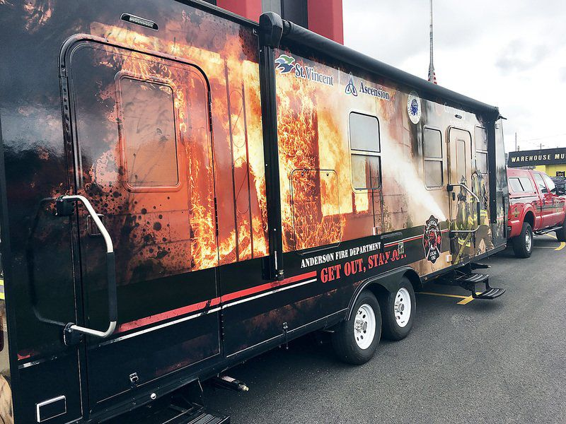 Preventing fire injuries