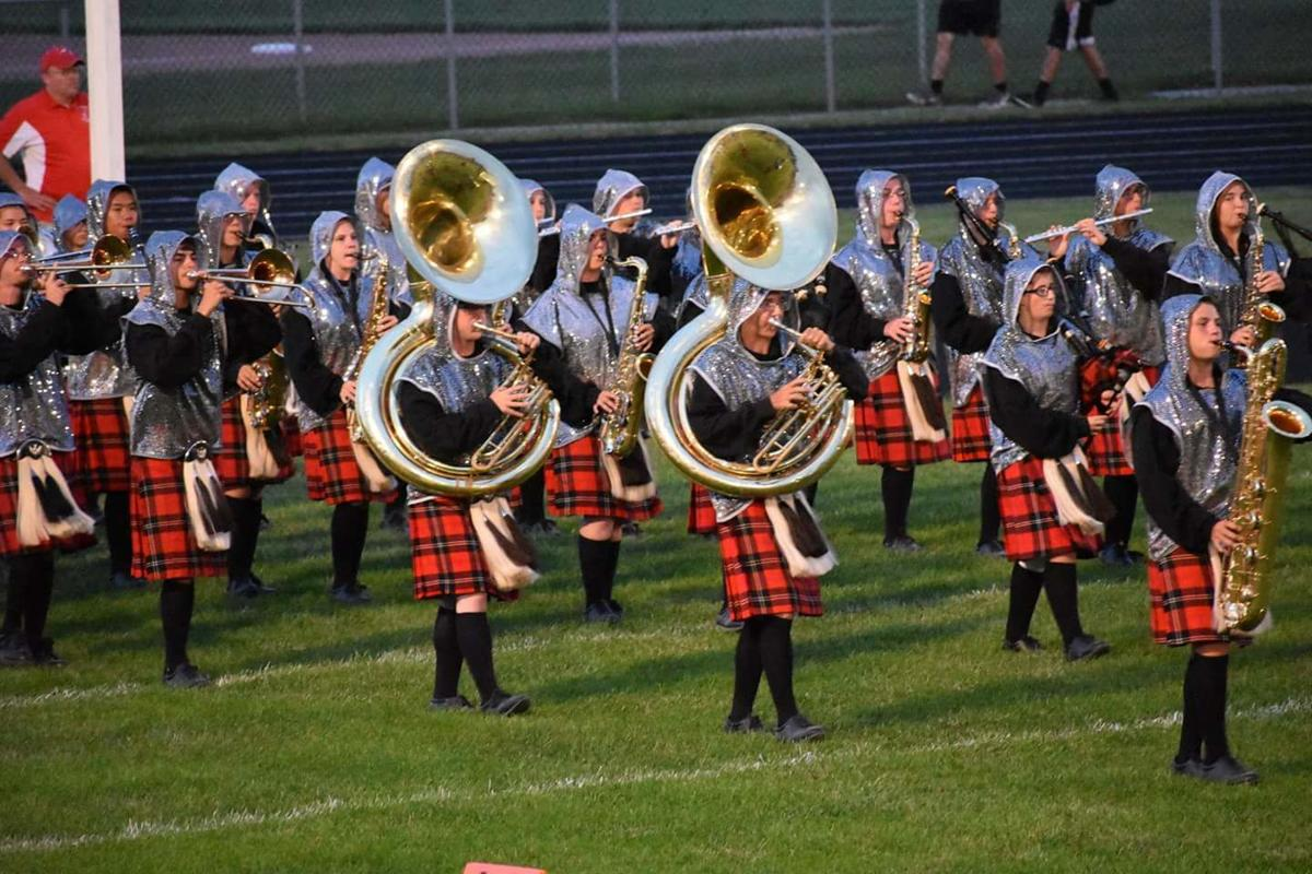 Indiana State Fair Band Day 2020.After Weekend Success Marching Highlanders Go In As