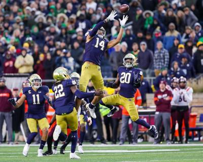 ND FOOTBALL POSITION BREAKDOWNS: Secondary looks to replace all four starters from 2019