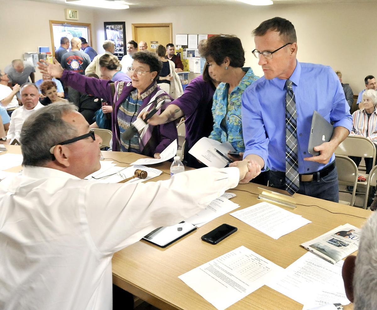 Daleville Town Council votes no