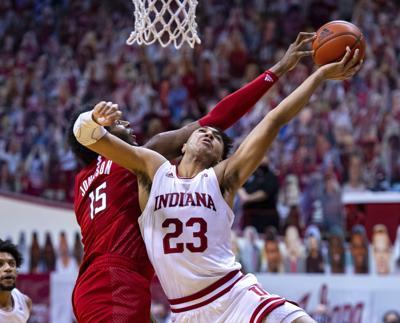 APTOPIX Rutgers Indiana Basketball
