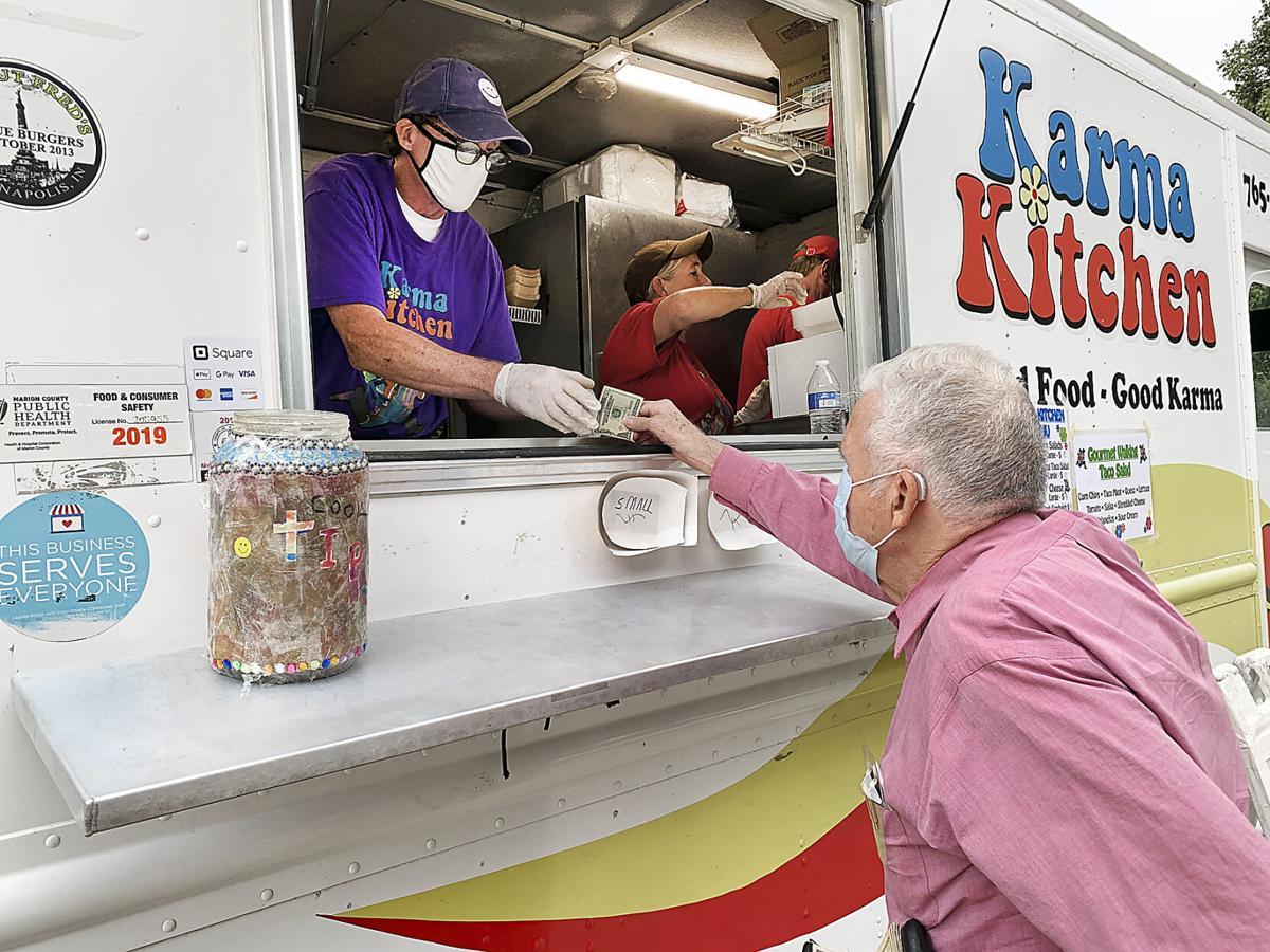 Food trucks offer dining alternatives during pandemic