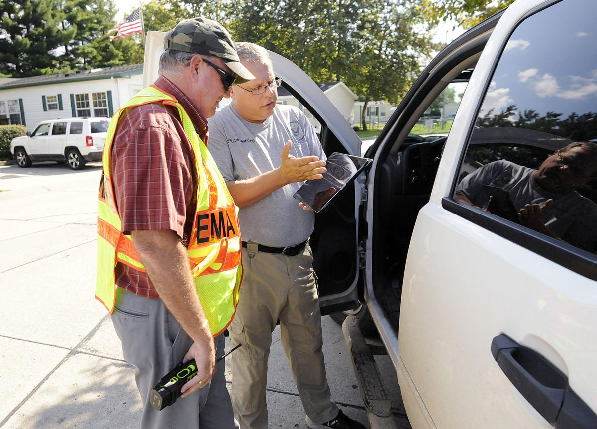 Gas leak repaired at Chesterfield mobile home park | Local News