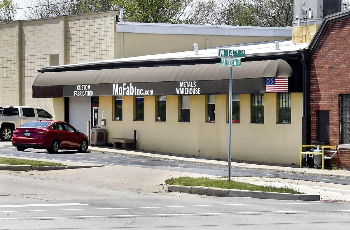 Mofab Inc. in Anderson