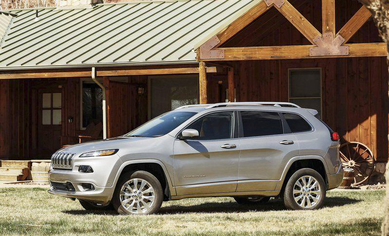 Auto review: New Overland package moves Jeep more upscale