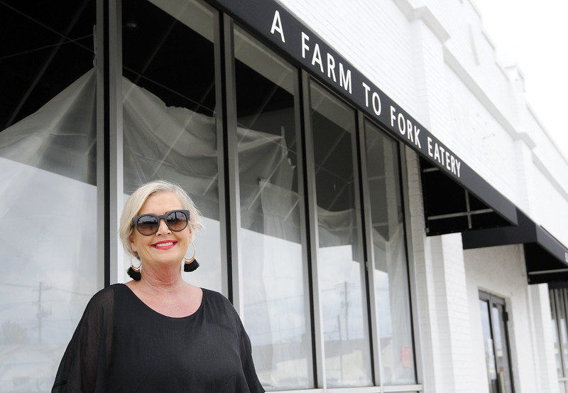 Anderson woman taking diners back to the farm