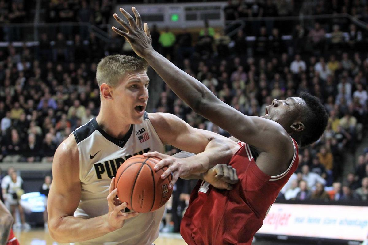 Isaac Haas is heading back to West Lafayette for one more year. Who is else  is coming with him? (Photo Credit: IconSMI)