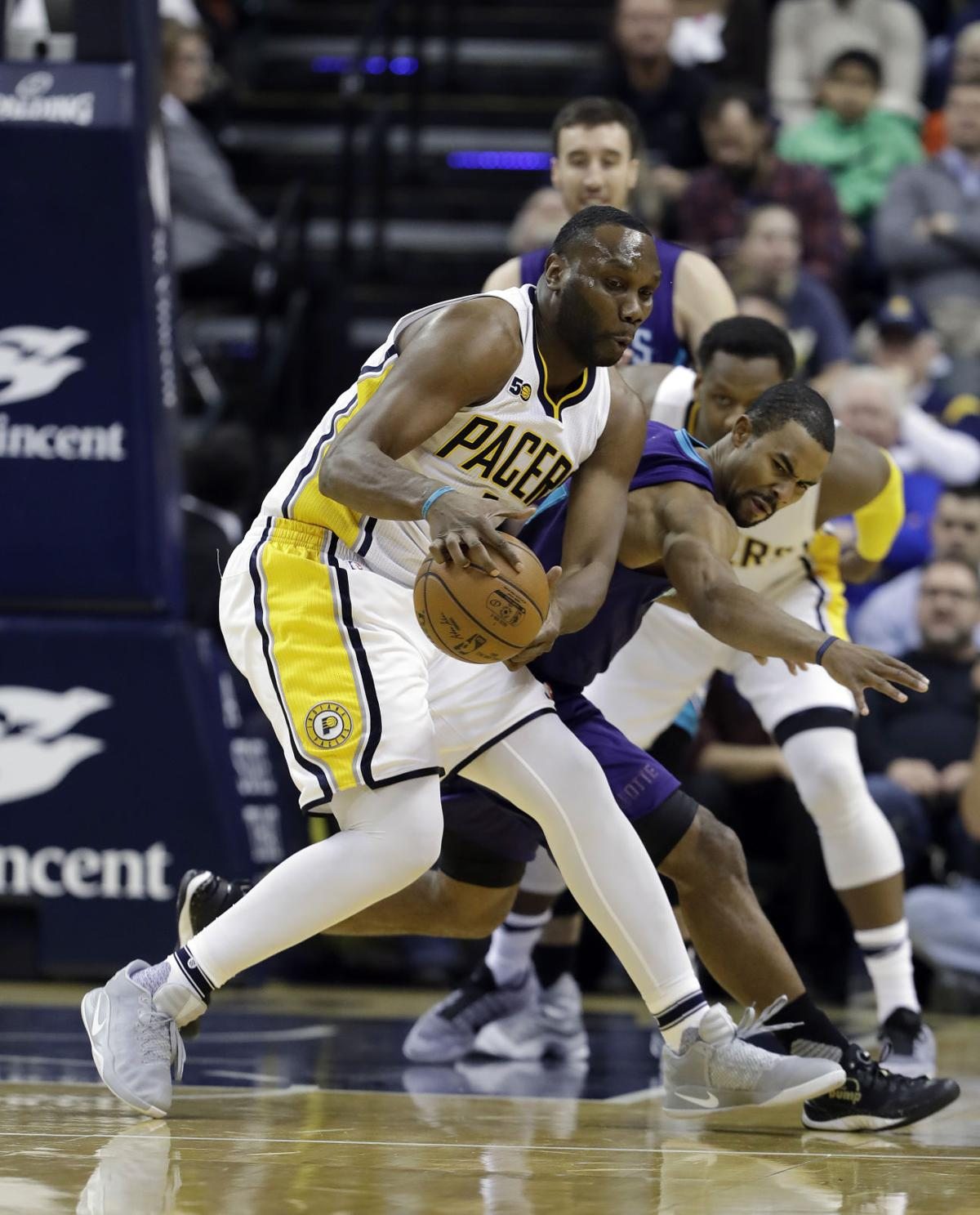 Bench surge leads Pacers past Hornets Sports