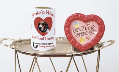 Ernies Heart Pet Food Pantry
