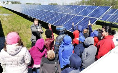 IMPA planning 3 solar parks east side of Anderson