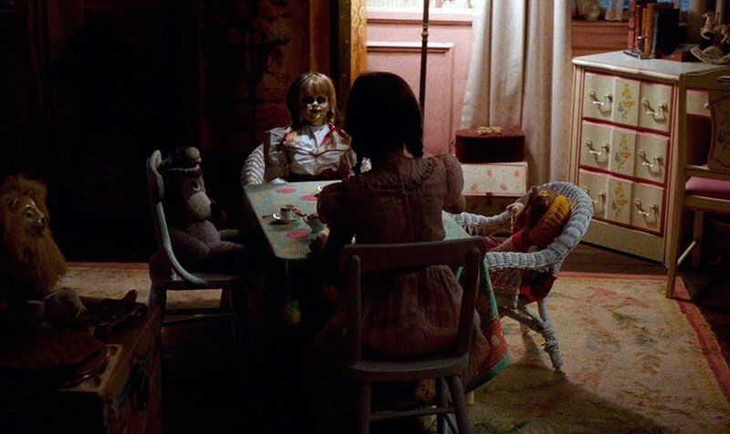 39 conjuring 39 a series entertainment - Tavola ouija storie vere ...
