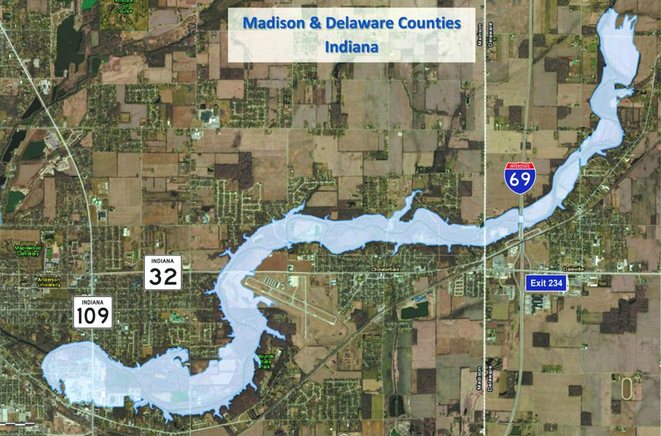Mounds Lake Reservoir The Story So Far Local News