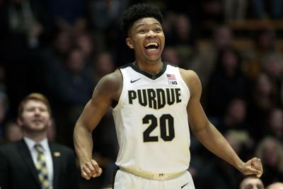 Purdue routs Rutgers behind balanced offensive outburst   Sports