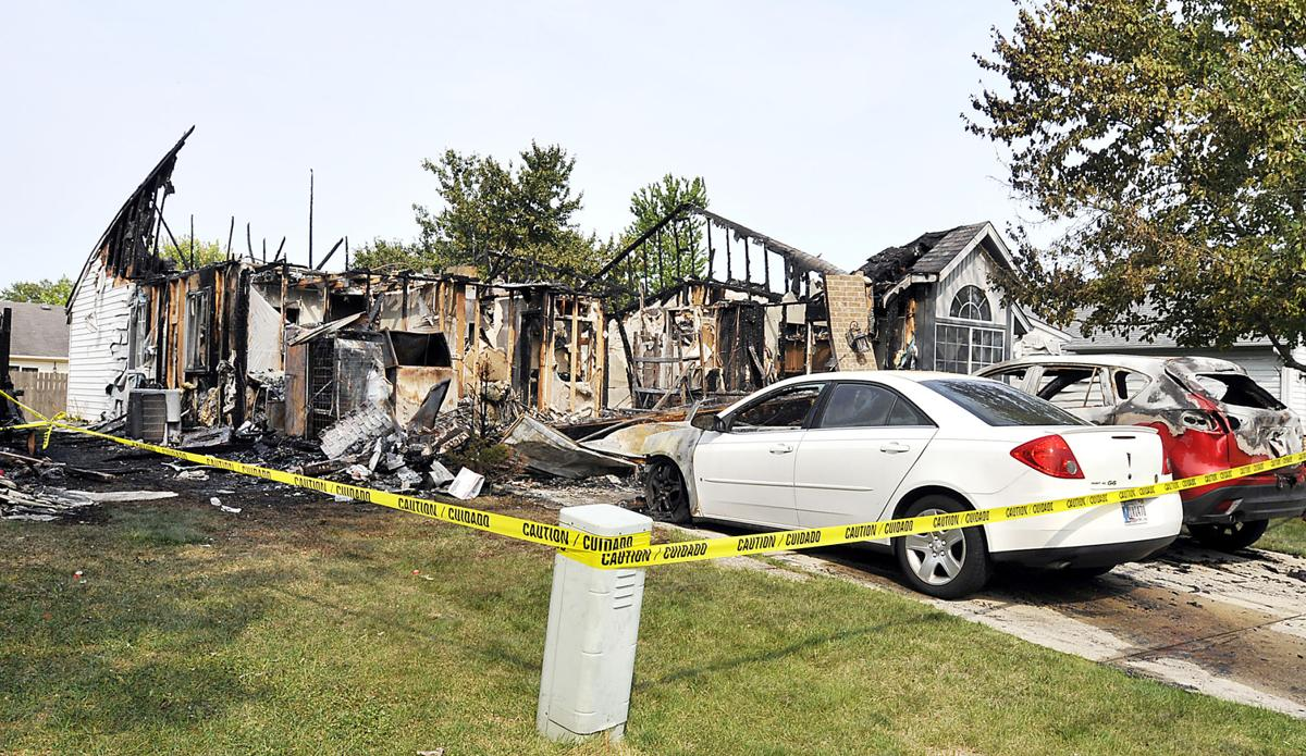Multiple homes damaged in early morning fire   Local News