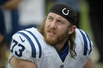 new styles 1709a 32268 Colts Notebook: Haeg adding center to repertoire | Sports ...