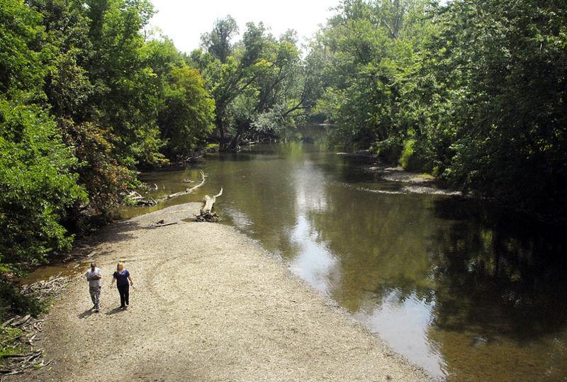 Mounds Reservoir