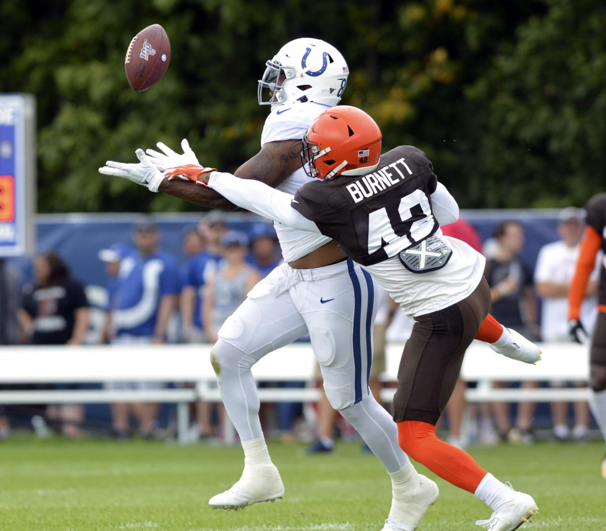 c0dd18a5 PHOTO GALLERY: Colts Training Camp, Day 15 | Colts | heraldbulletin.com