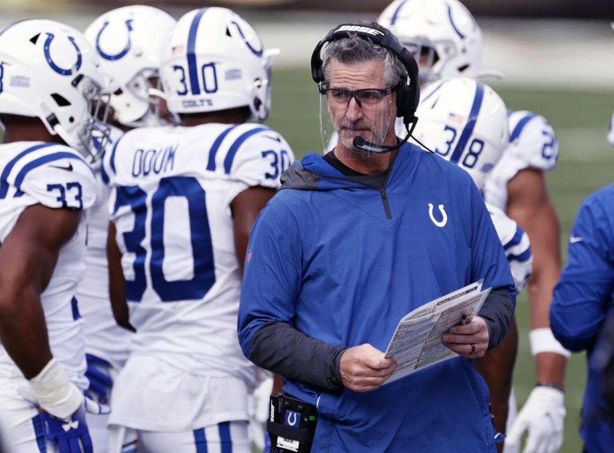 Colts Reich Return Football
