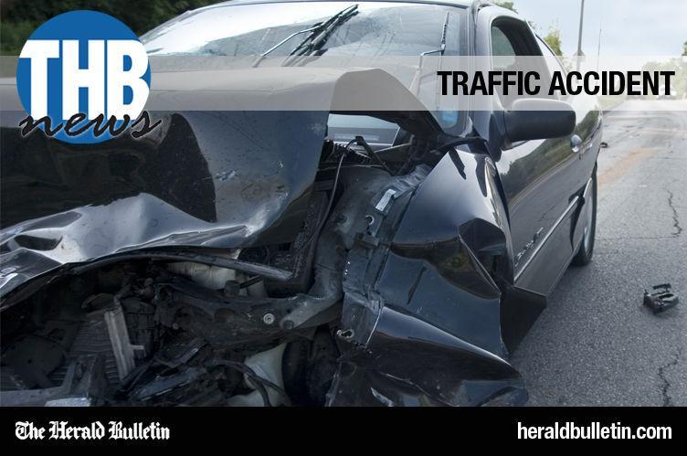 Woman suffers head trauma in auto accident