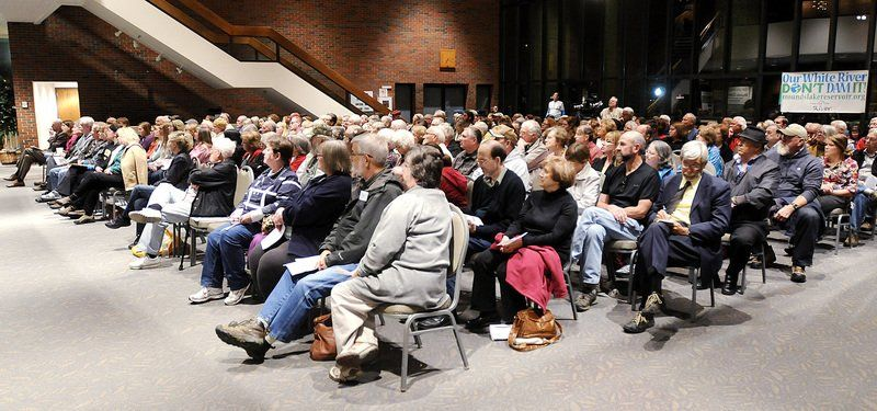 Opponents make case against reservoir