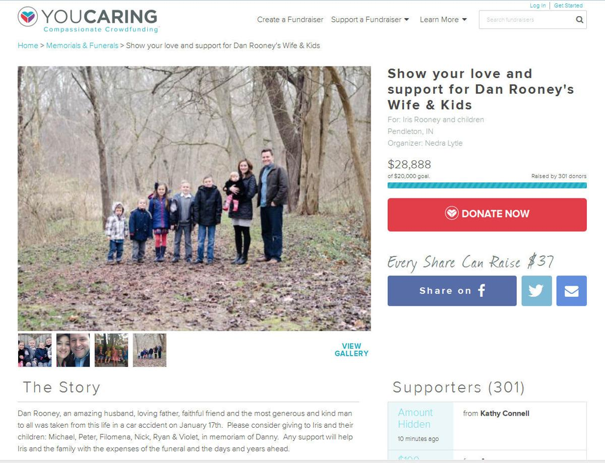 Campaign raises more than $41,000 for grieving family