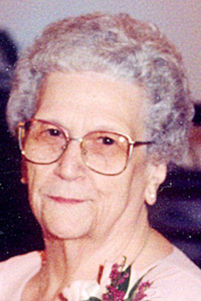 Margaret Maxine Landes