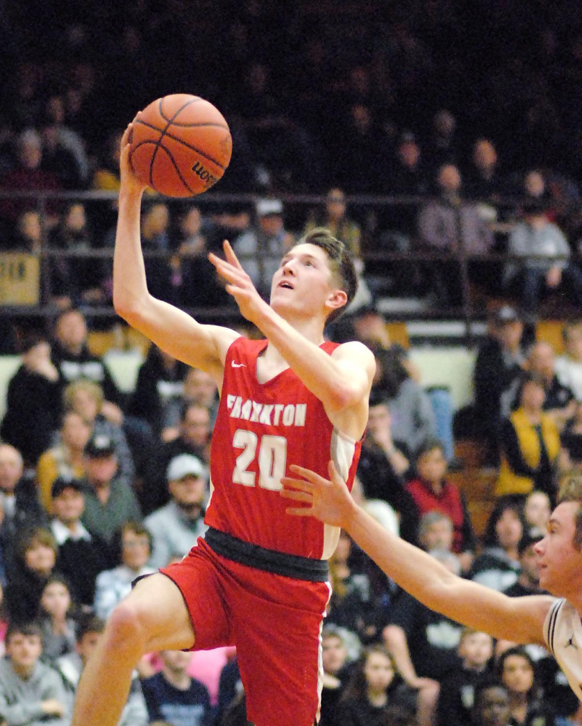Frankton Basketball
