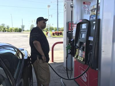 Residents unhappy about gas tax hike