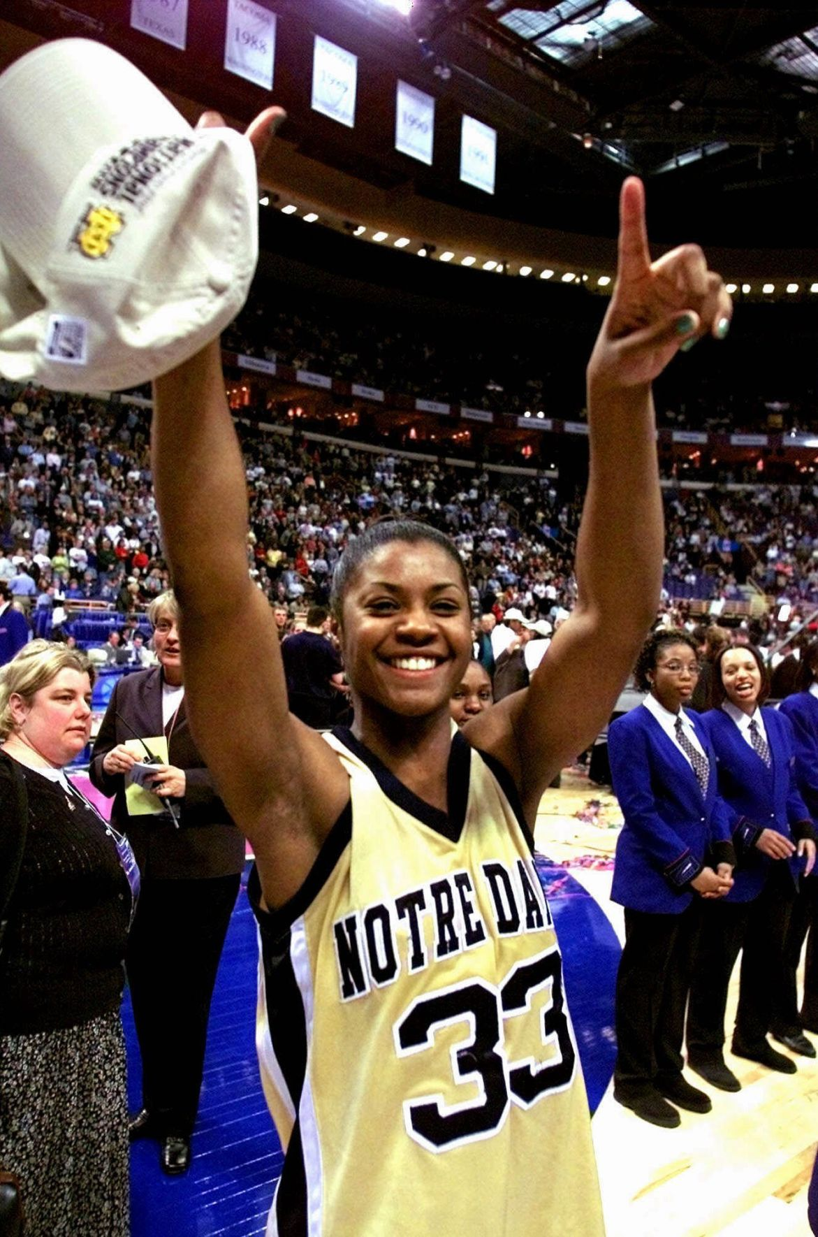 Notre Dame Ivey Basketball
