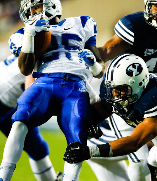 Photos: BYU football wins over Middle Tennessee | BYU ...