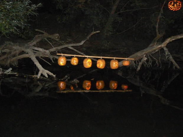 Take A Spooky Ride Down Provo River With Clas Ropes Home