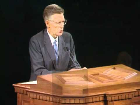 Lds conference talks dating