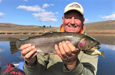 On fishing: Glide into huge cutthroats